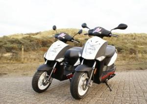 Scooter rijbewijs Castricum Heemskerk Heiloo
