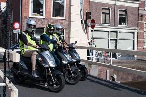 Brommerrijbewijs Alkmaar Heiloo