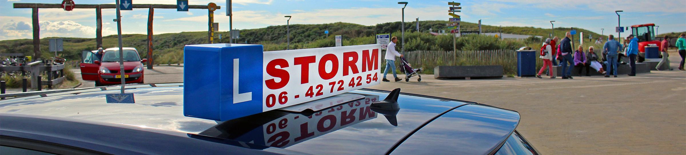 Storm-bord